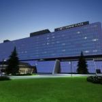 Отель Crowne Plaza Belgrade