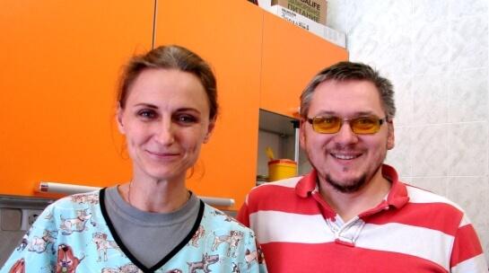 Светлана Илларионова и Николай Литвинов