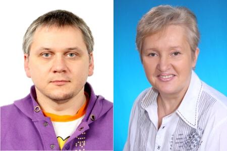 Литвинов Николай Валерьевич и Нарусбаева Марина Александровна
