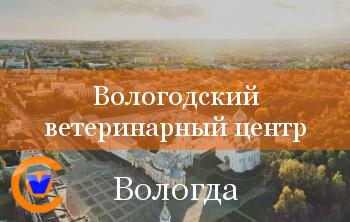Вологодский ветеринарный центр - партнёр CYTOVET в Вологде